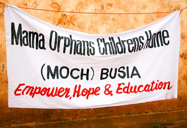 Mama Orphans Children's Home