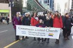 Crossroads Participates in the Solidarity Women's March on January 21, 2017