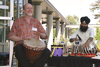 Song Circle: Exploring Intercultural and Interfaith Music Together