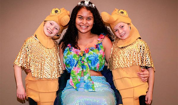'The Little Mermaid' dives in as Surrey's first panto of holiday season