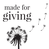 "Crossroads ""Made for Giving"" Stewardship Logo 2018"